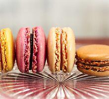 French Macaroons by Elizabeth Thomas