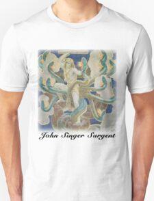 John Singer Sargent – Hercules Fights the Hydra T-Shirt