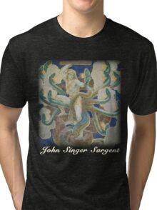 John Singer Sargent – Hercules Fights the Hydra Tri-blend T-Shirt