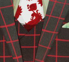 Sharply Dressed: Hannibal Sticker