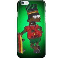 Bootleg Skate Bart iPhone Case/Skin