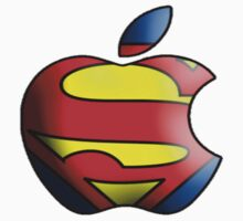 Apple Superman Design by bc98