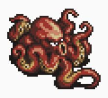 16-bit Octopus by kartridges