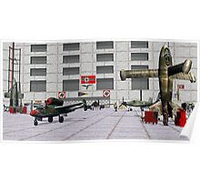 German Experimental Aircraft Reseach Facility  Poster