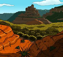 Arizona by AdrianaC