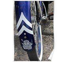 Banff Bike Poster