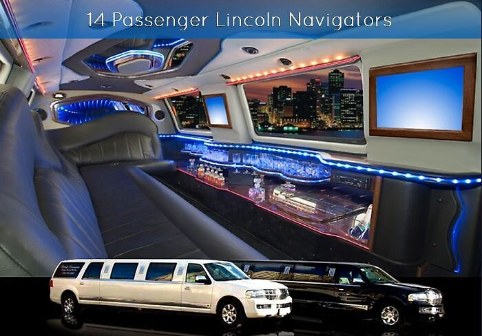 Lincoln Navigator – SUV Style Limousine by EternityLimos