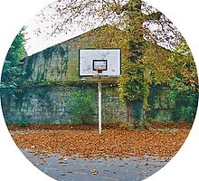 Basketball Hoop by Busybusy