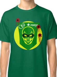 G-Force Squad, Collateral Damage Classic T-Shirt