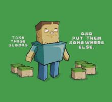 Collegehumor Explains Minecraft by BSRs