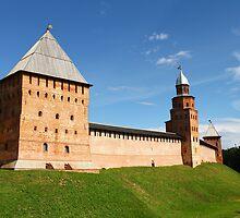 Fortress by mrivserg