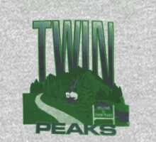 Welcome To Twin Peaks by Andrew Lawandus