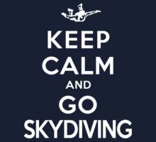 Keep Calm and Go Skydiving(DS) by rachaelroyalty