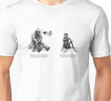 Starving Artists Unisex T-Shirt