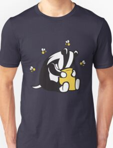 Badgers Like Honey Too Unisex T-Shirt