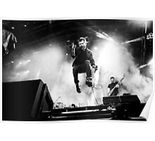 Damon Albarn (Blur) - I Poster