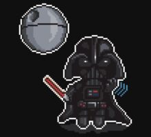 Retro Darth by MarkSeb