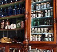 Pharmacy Glass by Camilla
