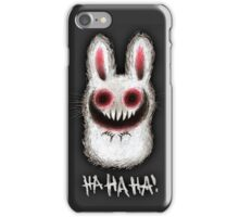 TheBunnyFromHell iPhone Case/Skin