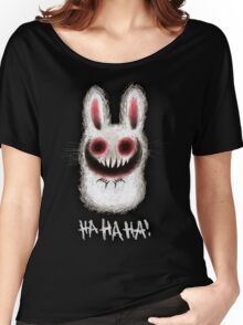 TheBunnyFromHell Women's Relaxed Fit T-Shirt