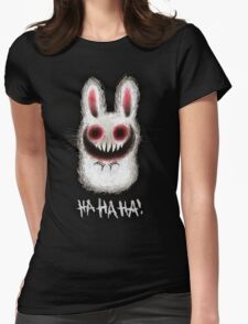 TheBunnyFromHell Womens Fitted T-Shirt