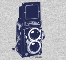 Vintage camera by Chrome Clothing