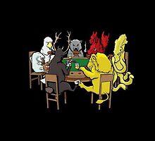 Game Of Thrones by OldBear