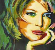 The One and Only Monica Vitti   by ArtspaceTF