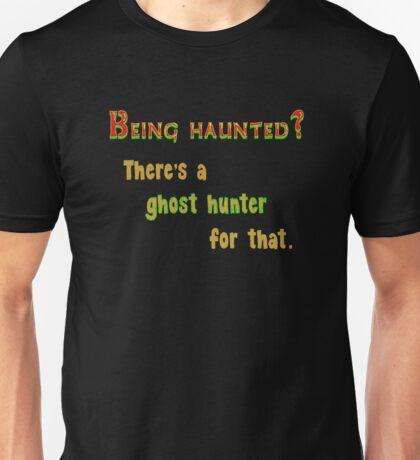 App For That Parody Ghost Hunter Unisex T-Shirt