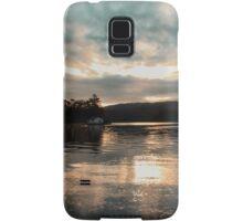 Fishing shack Samsung Galaxy Case/Skin