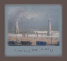 Rainy Beach Day * Kids Clothes