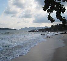A Beautiful Thai Beach by DAdeSimone
