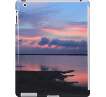 Blues and Pinks Sky iPad Case/Skin