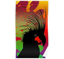 Palm Cockatoo 2 Poster