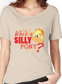 A Silly Pony Women's Relaxed Fit T-Shirt