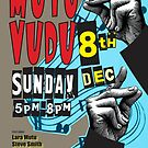 MutuVudu Poster no.2 by Marie Gudic