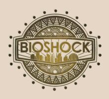 Bioshock Metal Logo by Chango