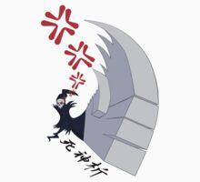 Shinigami Chop! by Skeletal-Raven