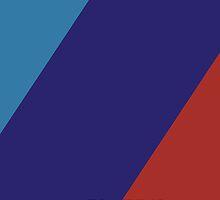 M Stripes Case by willfrombrissie