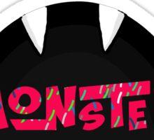 MoNsTeR DoNuTs CoLoR Sticker