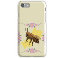 Save the Bees! (phone) iPhone Case/Skin