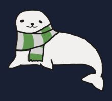 Slytherin Seal by teecup
