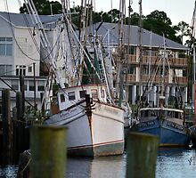 Fishing Village on Southern Panhandle by talprofit