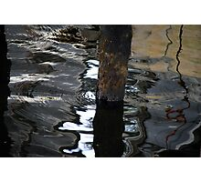 Water Reflections Imagined  Photographic Print