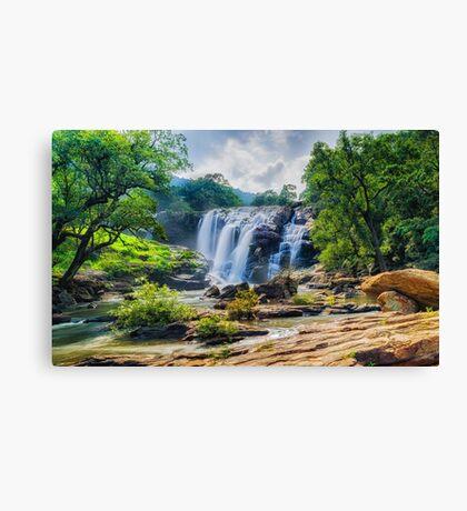 Falls (HDR) Canvas Print