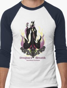 Dragon's Breath Botanical Garden Men's Baseball ¾ T-Shirt