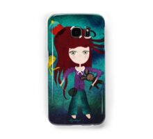 Toy fairycake tender octopus bear doll Samsung Galaxy Case/Skin