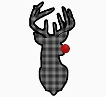 Oh Christmas Deer Women's Fitted Scoop T-Shirt