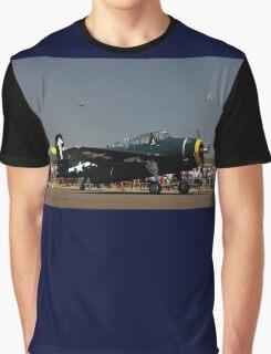 Avenger 441,Evans Head Airshow,Australia 2010 -  Graphic T-Shirt