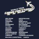 Cabin Pressure World Tour by KitsuneDesigns